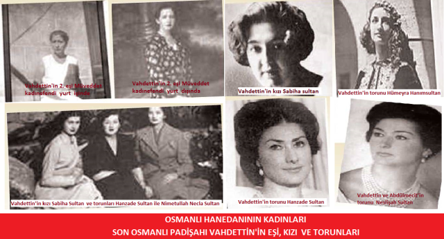 Başları açık Osmanlı sultanları