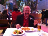 Viyana Palmenhaus Cafe 2012