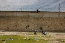Afghan Children in Prison