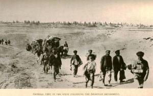 Ermeniler Bakü'yü terk ediyorlar