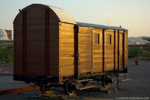 Medine'de vagon