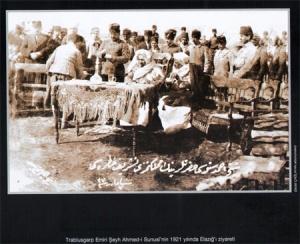 Şeyh Ahmet Sünusi'nin Elazığ ziyareti