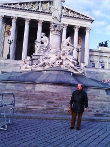 Viyana Parlamento Binası