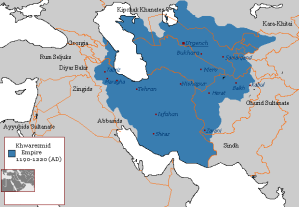 Khwarezmian_Empire_1190_1220