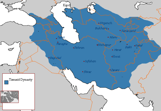 Timurid_Dynasty_821_-_873_(AH)