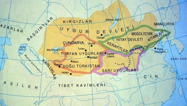 Uygur İmparatorluğu Bölünmeden sonra Turfan Uygurları- Sarı Uygurlar