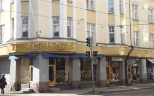 Finlandiya'da Türk Mağazası