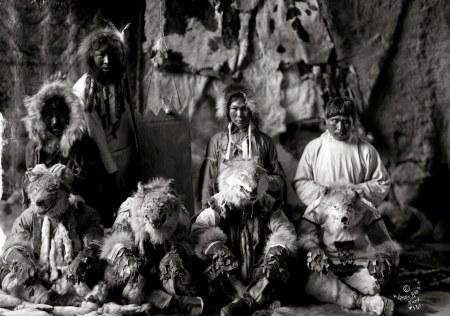 Alaska Şamanları
