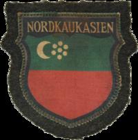 Kuzey Kafkasya Lejyonu arması