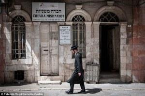 Kudüs'te bir Yidiş