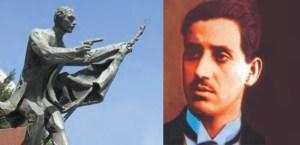 Gazeteci Hasan Tahsin ve İzmir'de adına dikilen heykel