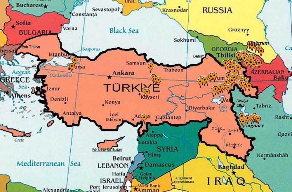 karapapak türkleri ile ilgili görsel sonucu