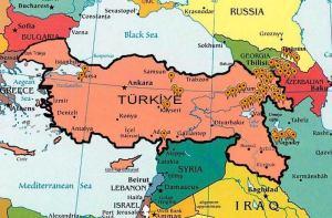 Karapapak Türklerinin Yaygın Olarak Yaşadığı Bölgeler