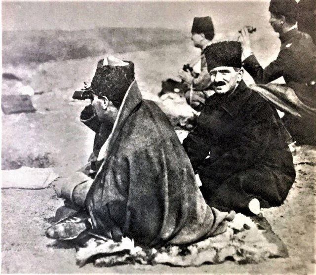 Zafertepe 12 Eylül 1921
